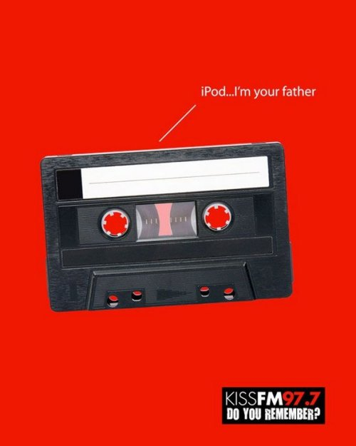Ipod i'm your father