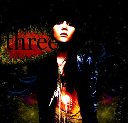 """Three Flare"" Digital Artist: Bree Mena"