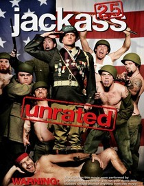 I am watching Jackass 2.5                                      Check-in to               Jackass 2.5 on GetGlue.com