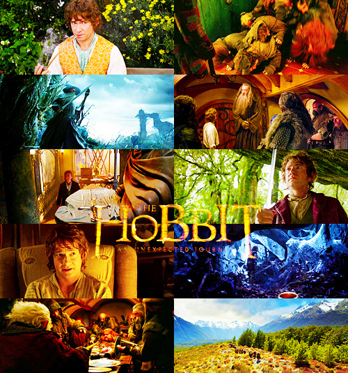 paratrooped:    Things I'm looking forward to in 2012 |The Hobbit: An Unexpected Journey