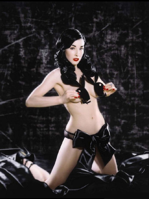 wolfdancer:  suicideblonde:  Dita Von Teese  wolfdancer:-  The Delectable Dita