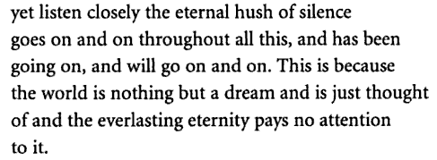 aseaofquotes:  Jack Kerouac, The Scripture of the Golden Eternity