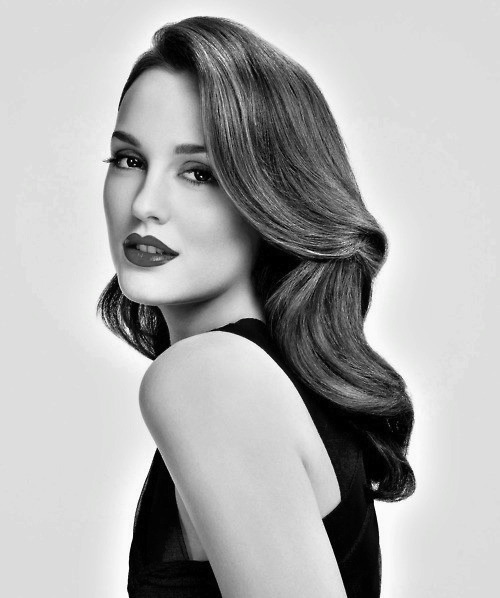 beyond-colors:  may—baho:  Leighton Meester ♥