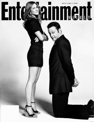 |  Jennifer Aniston and Vince Vaughn