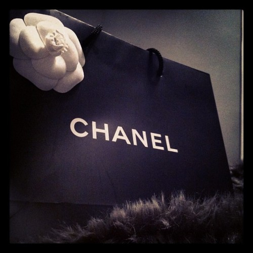 noirkitty:  $$$CHANEL$$$ (Taken with instagram)  CLA$$Y