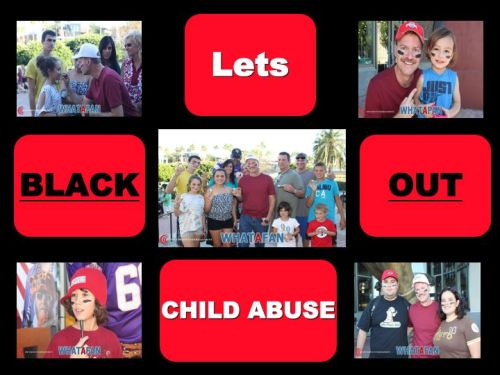 Join The Fight Against Child Abuse… What A Fan and Spirit Roller Pens have waged war against Child Abuse. In 2012 we will introduce a Nation Wide Campaign to bring awareness, education and support to this issue that effects millions of defenseless children throughout the United States, please log onto our web site www.whatafan.com and show your support. Send us an email via our site and be part of this worthy cause, Help Black Out Child Abuse!
