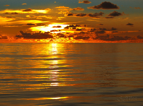 South Pacific Sunset - Oceania by S@ilor on Flickr.