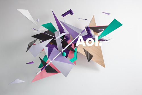 AOL recently launched AOL Artists — a site that extends their brand, built specifically for the artists they collaborate with. Some of the artists featured: Julien Vallee, Mike Perry, Universal Everything