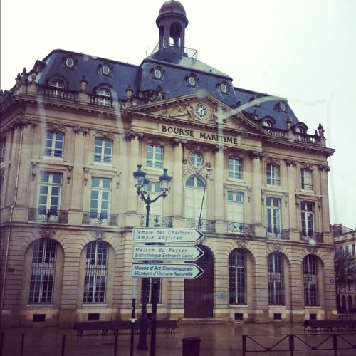 #bordeaux -bourse Maritime