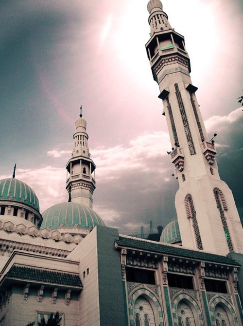 poeticislam:  Abu Bakr Mosque, Egypt.  Taken by Rana Ossama