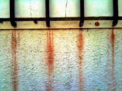 Rusty Dripmarks ~ Explored by Theen … on Flickr.