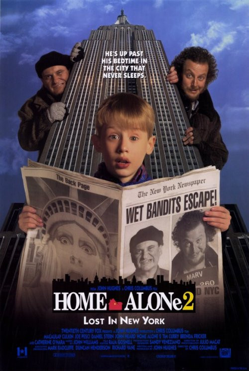 #362 Home Alone 2: Lost in New York (1992)