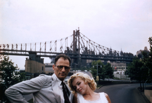 1957: Marilyn and Arthur in New York