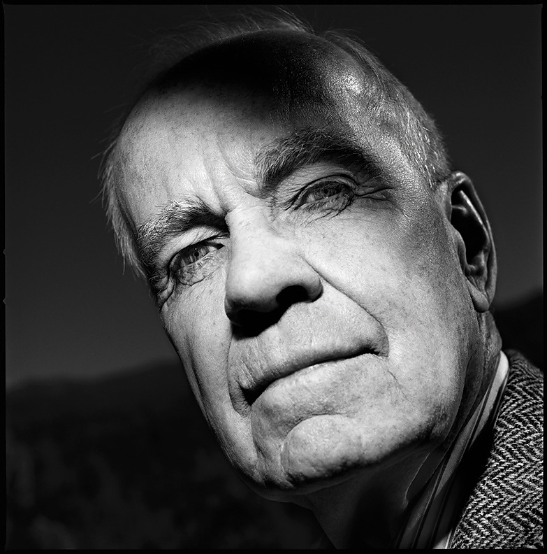 Cormac McCarthy - writer - Santa Fe, New Mexico © Jim Herrington