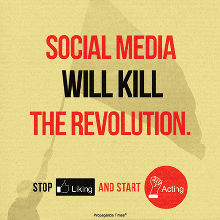 Social Media Will Kill by PropagandaTimes on Flickr.