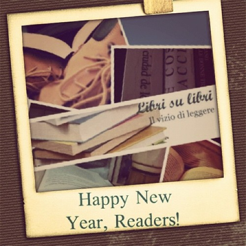 Happy new Year! #instabooks #books #librisulibri #libri #iphoneography #iphoneonly # (Taken with instagram)