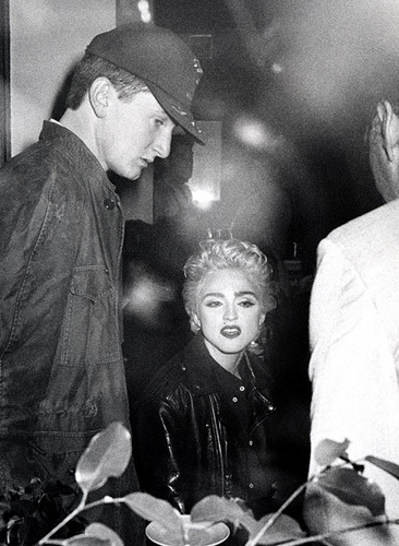 Sean Penn and Madonna 86
