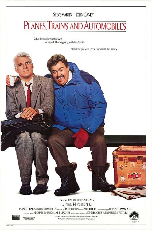 #369 Planes, Trains, & Automobiles (1987)