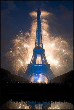 anyonecandecorate:  Happy New Year… Paris :)
