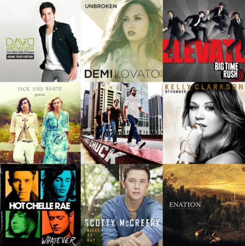 Click HERE for the Top 10 Albums of 2011!
