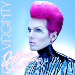 Jeffree Star's cover for VIRGINITY. 2.14.2012