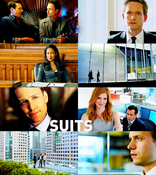 paratrooped:  Shows I enjoyed in 2011 |Suits