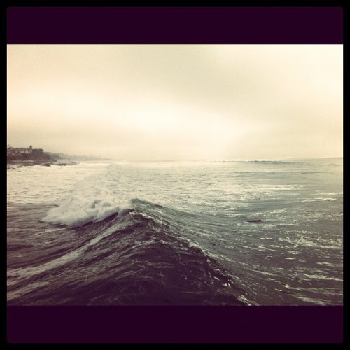 Taken with Instagram at Ocean Beach Pier