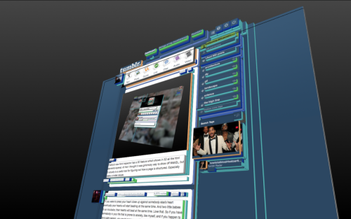 staff:  Tumblr in 3D! (with Firefox's new HTML Inspector)