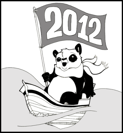 HAPPY NEW YEAR! 2012 click thru to purchase this card for $2 (collaboration with Mel)