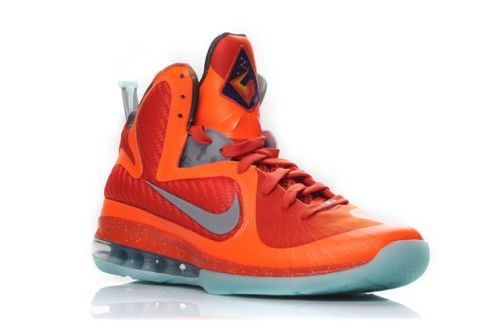 Nike LeBron 9 All-Star 2012 edition #teamlebron @kingjames