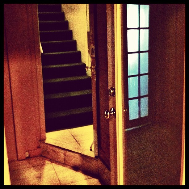 #doors #random #hotel #stairs #instagram (Taken with instagram)