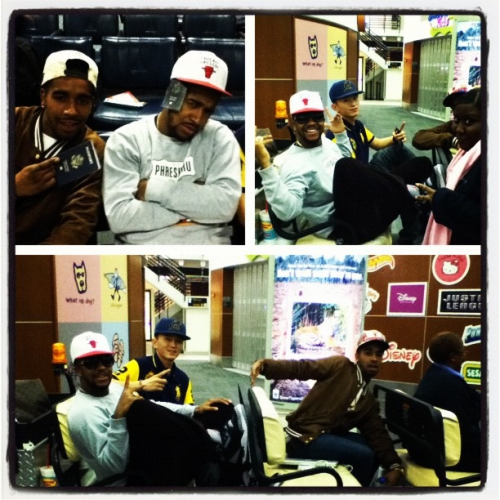 omaristreetteam:  Travel Crew! :-P