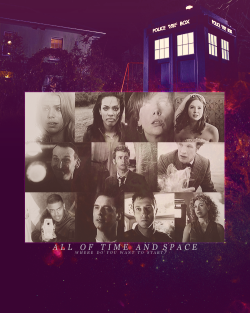 thediadem:  11 Obsessions of 2011 // Doctor Who This one I saved for last because it's clearly my biggest obsession of this year and also because it's just pretty phenomenal. I love everything about this show. EVERYTHING. Even when it's confusing or even when it breaks my heart into a million pieces. The only thing I don't like about it is that we have to wait until next fall for more.