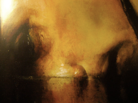 Odd Nerdrum - Detail of Sole Morte