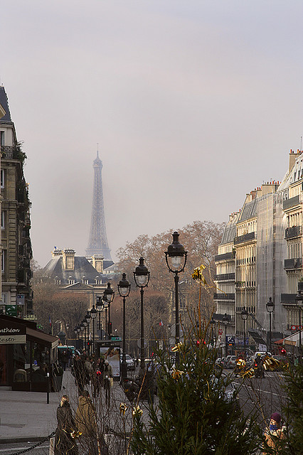 Paris - La Tour Eiffel by mcminty on Flickr.