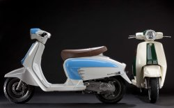 I already have money set aside for when the new Lambretta LN 125 comes to the US. So fucking excited.