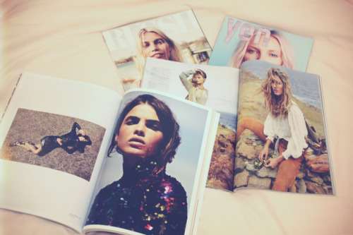 crystallify:  i want all of these magazines