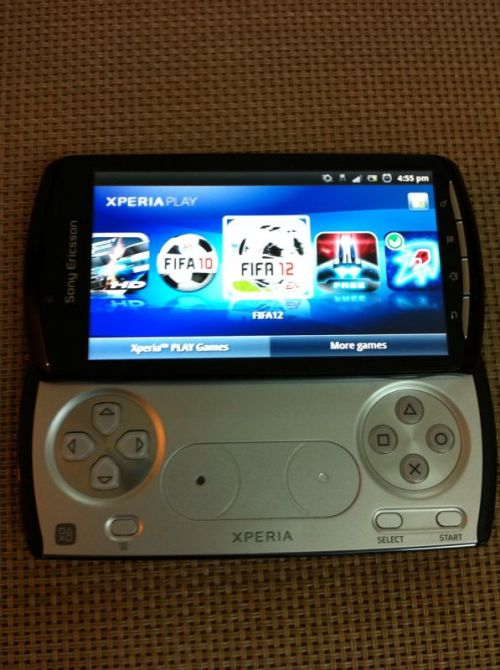My Xperia Play