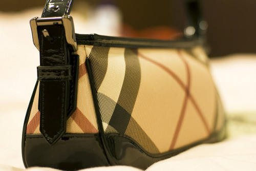 BURBERRY Bag by naresa on Flickr.