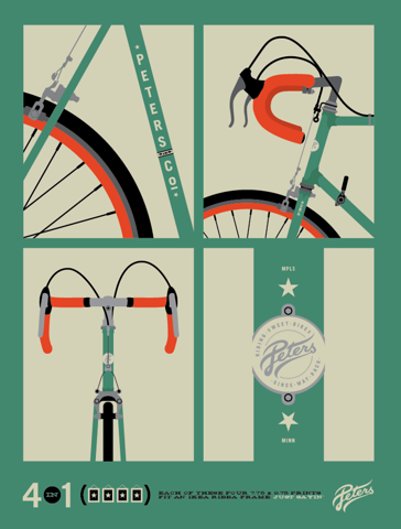 FFFFOUND! / EVERYONE - Artcrank 2011 Process | Allan Peters Advertising and Design Blog