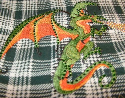 Cajun Stitchery custom embroidery located in Pensacola, FL wishes everyone a very HAPPY NEW YEAR!!!!