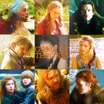 Best of 2011 (aka tv shows i watched) Game of Thrones
