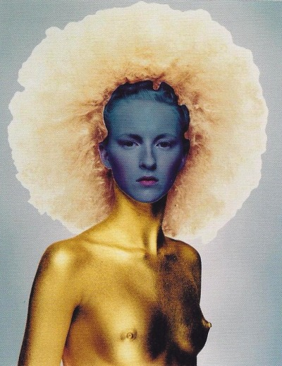 rifles:  Nick Knight: angel la beauté, 2000