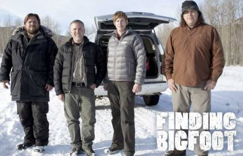 Guys, don't forget!  New episodes of FINDING BIGFOOT start tonight, 10pm on Animal Planet.  (Click-through link goes to the top 10 sightings from the previous season.)