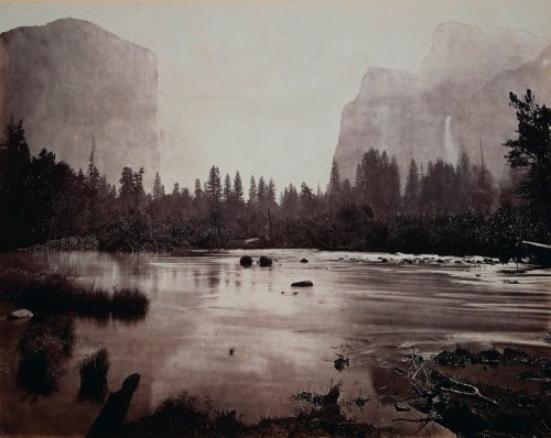 sophiegray:  From the Yosemite series by Carleton Watkins