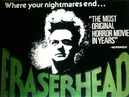 Day 363.  Watched Eraserhead