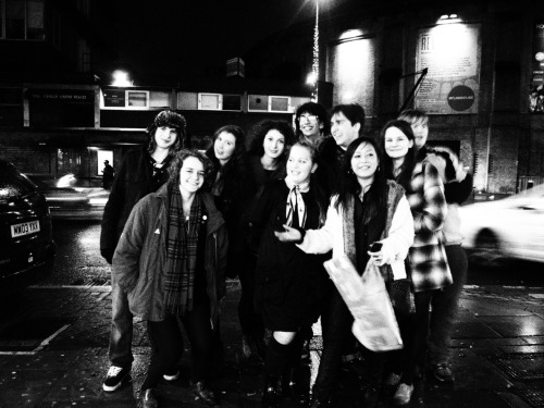 Day 364.  My good friend Mazzy's 18th birthday.  Pub crawl.  Sort of