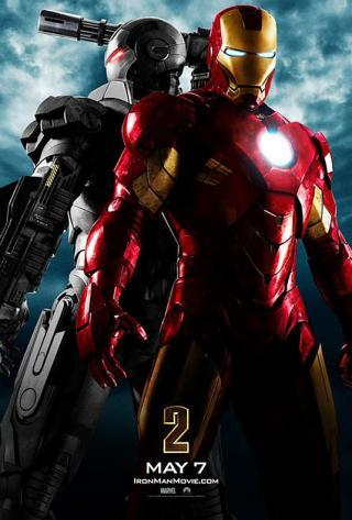 "I am watching Iron Man 2                   ""as good as any a flick to snooze to""                                Check-in to               Iron Man 2 on GetGlue.com"