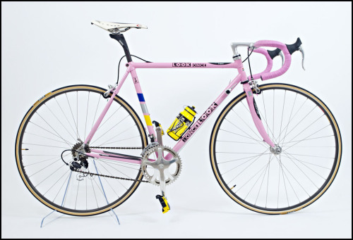 Great pink bike! 1997 Look Once Replica KG 171