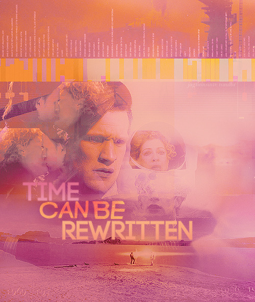 jagfinnsinte:  Time can be rewritten.